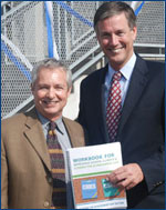 Gregory Austin and California State Schools Chief Present Resource to Help Close the Achievement Gap